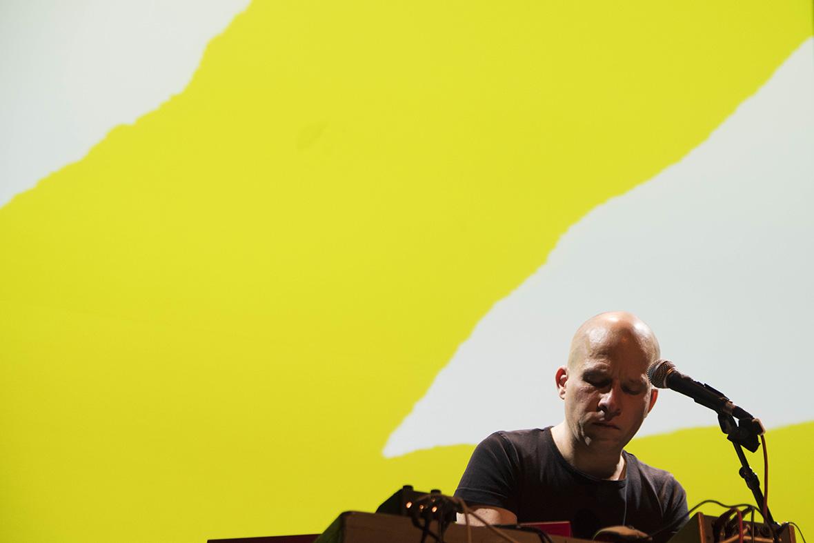Stefan Geissler (Visuals: Sophie Dvorak)