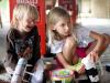 staalplaat soundsystem - kidsworkshop instrument building from electro junk + concert