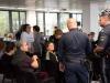 "police intervention at the ""wertesymposium"""